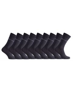 Pierre Cardin - Casual Sokken - 9 Paar - Antraciet