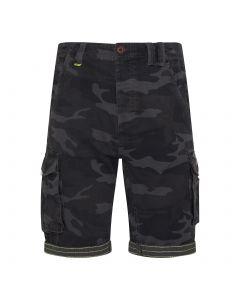 MZ72 Brand Fresharmy Short Black