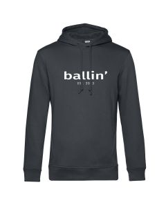Ballin Est. 2013 Basic Hoodie - Antraciet
