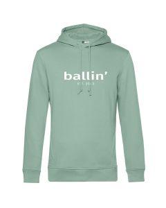 Ballin Est. 2013 Basic Hoodie - Mint