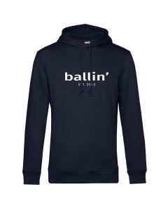 Ballin Est. 2013 Basic Hoodie - Navy