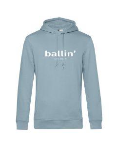 Ballin Est. 2013 Basic Hoodie - Sky Blue