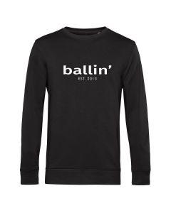 Ballin Est. 2013 Basic Sweater - Zwart