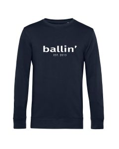 Ballin Est. 2013 Basic Sweater - Navy