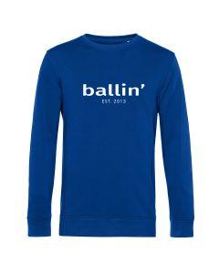 Ballin Est. 2013 Basic Sweater - Royal