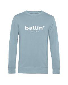 Ballin Est. 2013 Basic Sweater - Sky Blue