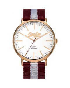 Superdry Oxford Nylon Horloge SYG183VE
