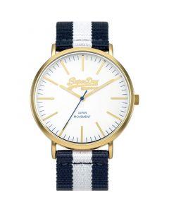 Superdry Oxford Nylon Horloge SYG183WUE