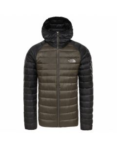 The North Face - Trevail Hooded Jack Taupe Groen