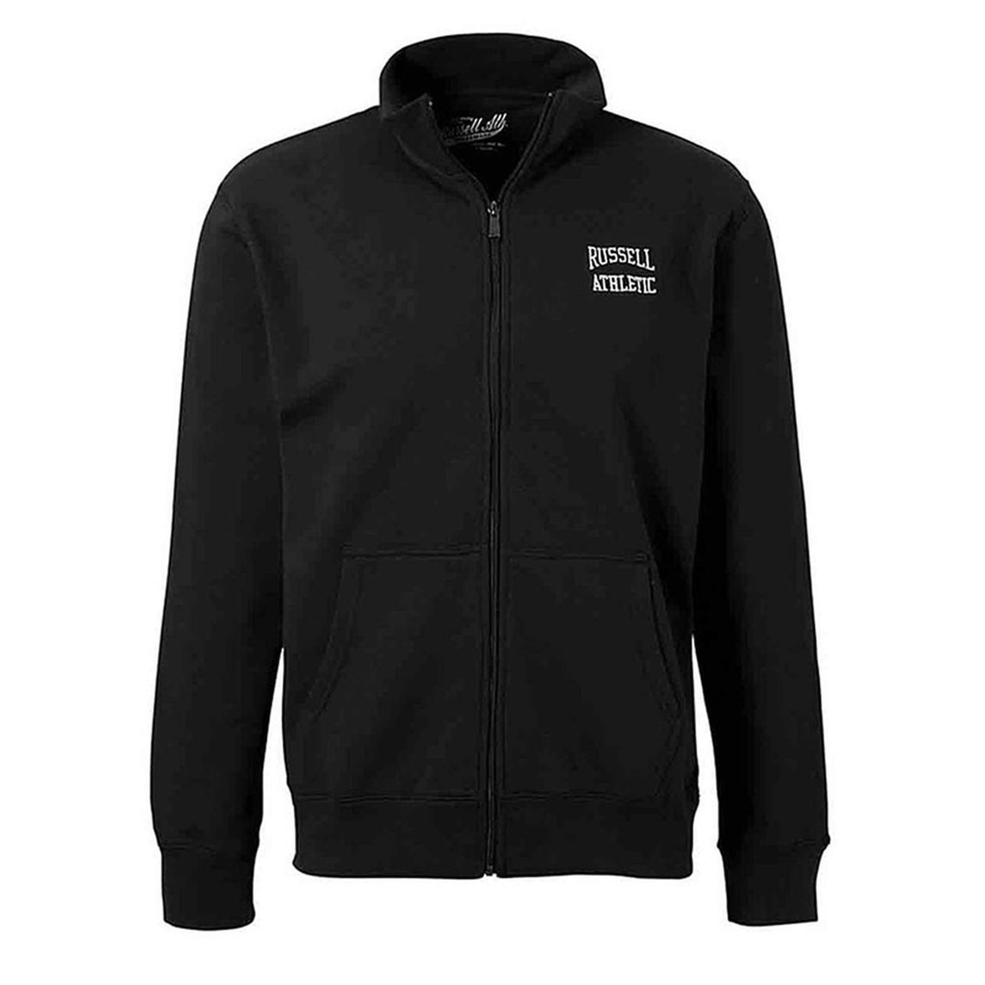 Russel Athletic - Vest - Zwart