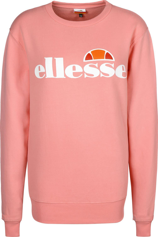 Ellesse - Agata Crew Sweat - Soft Pink