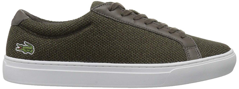 Lacoste - L1212 Dark Khaki Sneakers