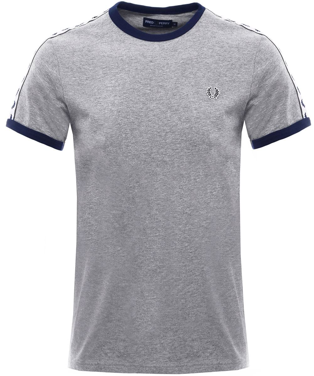 Fred Perry - Shirt - Steel Marl