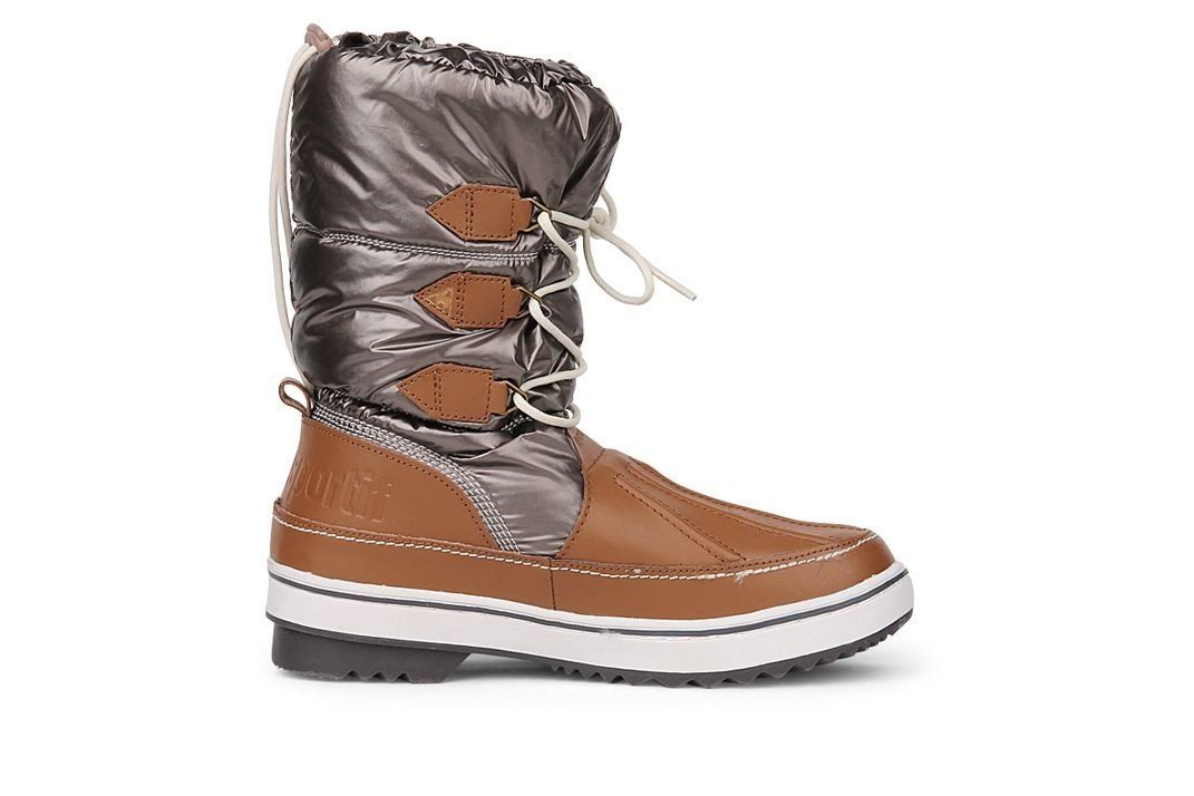 Le Coq Sportif - Minka Snow Boot - Taupe Grey