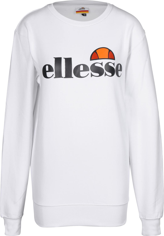 Ellesse - Agata Crew Sweat - Optical White